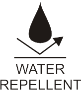 water repellent logo